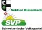 SVP Sektion Bleienbach